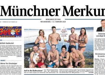 Münchner Merkur Ausgabe 01./02. Februar 2020
